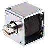 Pull Action DC D-Frame Solenoid, 12W, 24 V