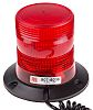 RS PRO Red LED Beacon, 10 → 30 V dc, Flashing, Magnetic