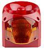 Klaxon Nexus 110 Sounder Beacon 116dB, Amber LED, 24 → 48 V ac, IP66