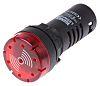 RS PRO, Panel Mount Red LED Pilot Light