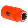RS PRO 12mm Bi-Hex Socket With 0.5 in