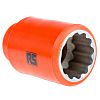 RS PRO 24mm Bi-Hex Socket With 1/2 in