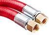 RS PRO Air Hose Red PVC Nitrile Blend