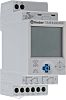 2 Channel Digital with NFC DIN Rail Time Switch Measures Minutes, Seconds, 110 → 230 V ac/dc