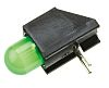 Dialight 550-2207F, Green Right Angle PCB LED Indicator