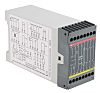 ABB 24 V dc Safety Relay -  Dual Channel With 3 Safety Contacts  with 1 Auxiliary Contact, Compatible With Two-Hand