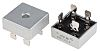 HY Electronic Corp KBPC3510, Bridge Rectifier, 35A 1000V, 4-Pin KBPC