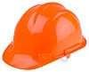 RS PRO Adjustable Orange Hard Hat
