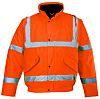 RS PRO Orange Men Hi Vis Jacket, XL
