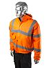 RS PRO Orange Men Hi Vis Jacket, XXL