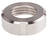 RS PRO Stainless Steel Solder Fitting Straight, 63mm