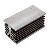 Snap-On Rail Mount Solid State Relay Heatsink for