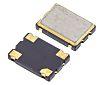 Abracon, 32.76kHz XO Oscillator, ±10ppm CMOS, 4-Pin SMD