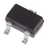 BC857CWT1G PNP Transistor, 100 (Continuous) mA, -45 V,