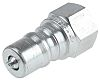 Parker Steel Male Hydraulic Quick Connect Coupling H6-63-BSPP