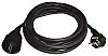 RS PRO 15m Power Cable, CEE 7/7, Schuko