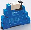 Finder, 110V ac/dc DPDT Interface Relay Module, Screw