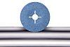 3M Aluminium Oxide Sanding Disc, 115mm, Fine Grade,