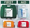 Carrying Case, Wall Mounted First Aid Kit for