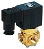 SMC Solenoid Valve VX3114A-01F-JDR1, 3 port , Common,