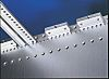 Rittal Mounting Block for use with Side Panel
