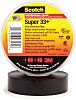 3M Scotch Super 33+ Black PVC Electrical Tape,