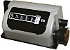 Mechanical Counter Trumeter 3602-021610-611A, Revolution 6 digits