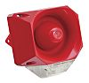 Fulleon Asserta Midi Sounder Beacon 110dB, Clear LED,