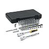 GearWrench 80550 57 Piece Socket Set, 3/8 in