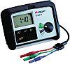 Tester impedance smyček LTW315-EU-BS 440V ±10%, CAT IV 300 V, IEC 61010 Megger, s ISO kalibrací