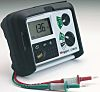 Comprobador de impedancia de bucle y diferenciales Megger LTW325, calibrado RS, prueba AC Selectiva, CAT IV 300 V, IEC
