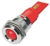 RS PRO Red Indicator, 110 V ac, 22mm