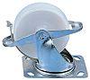 Flexello Swivel Swivel Castor, 230kg Load Capacity, 100mm