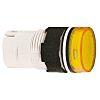 Schneider Electric Orange Pilot Light Head, 16mm Cutout