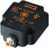 Turck Inductive Sensor - Block, PNP Output, 50