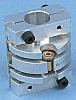 Huco Aluminium 33.5mm OD Membrane Coupling