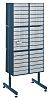 Raaco Drawer Storage Unit, Steel, 1600mm x 622mm