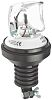 Incandescent, Rotating Beacon V10994 Series, Surface Mount, 12