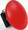 BACO Mushroom Red Push Button Head - Spring