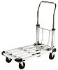 RS PRO Medium Duty Folding Aluminium Sack Truck,