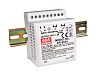 Mean Well, DR DIN Rail Panel Mount Power