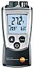 Thermomètre infrarouge Testo 810 Testo max. +300°C, optique 6:1, Etalonné RS