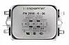 Schaffner, FN2090 6A 250 V ac 0 →