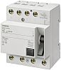 Siemens 4 Pole Type A Residual Current Circuit