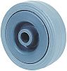 Guitel Grey Rubber Trolley Wheel, 60kg