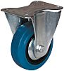 Guitel Fixed Castor Wheel, 80kg Load Capacity, 80mm