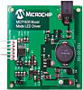 Microchip MCP1630DM-LED2, Boost Mode LED Driver Demonstration
