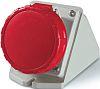 IEC309 Sur Skt angle 16A 400V 3PN+E IP67