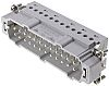 TE Connectivity Barrier Strip, 24 Contact, 16A, 400