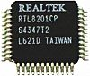 WIZnet Inc RTL8201CP-VD-LF, Ethernet Controller, 10 Mbps, 100